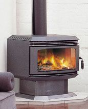 1000+ images about fireplaces on Pinterest | Wood Heaters ...