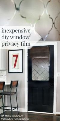 1000+ ideas about Privacy Window Film on Pinterest ...