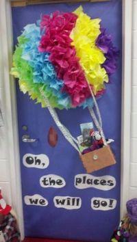 Dr Seuss classroom door- Fox in Socks   Read Across ...