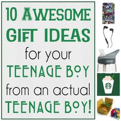 Christmas Gift Ideas For 16 Year Old Boy ✓ The Stickers