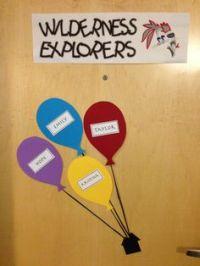 Creative suite style Disney themed door decs. From the ...