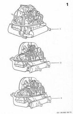 1961 vw beetle engine wiring diagram