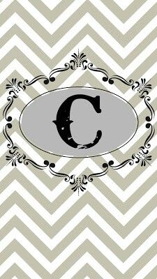 Make Your Own Monogram Iphone Wallpaper 1000 Images About Initial C On Pinterest Initials
