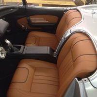 Custom car upholstery, hotrod upholstery, leather interior ...
