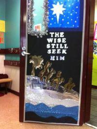 Christmas Classroom Door on Pinterest | Classroom Door ...