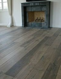 Antiqued Oak Stone City | Kentwood Floors Just installed ...