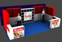 Trade show booth design, Booth design and Trade show ...