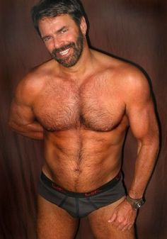 hairy gay daddy