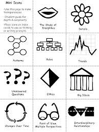 1000 Images About Depth And Complexity On Pinterest