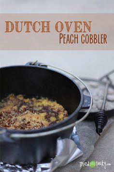 1000+ images about Dutch Oven Cooking on Pinterest | Dutch ovens, Dutch oven breakfast and Dutch ...