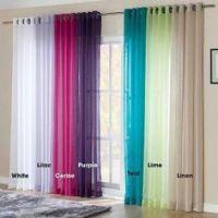 martha stewart sheer curtains from kmart | Curtains ...