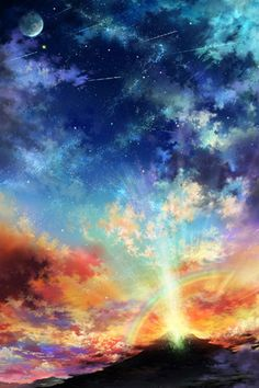 Cool Iphone Wallpaper Ideas Colorful Sky On Pinterest Sky Sunsets And Northern