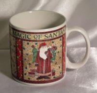 Debbie Mumm Magic of Santa | Christmas Dishes | Pinterest ...