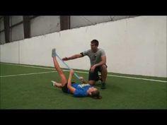 Stretching Exercises for Cheerleaders with the Myosource Stunt Strap - YouTube   LAUREN - CHEER ...