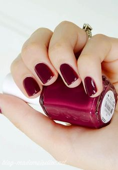 Top 10 Nail Polishes For Fair Skin Pinterest Opi Red