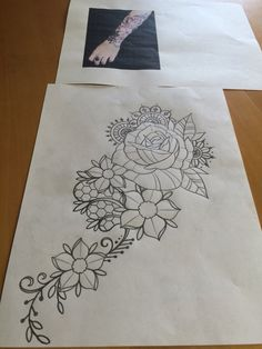 1000 ideas about lace rose tattoos on pinterest lace