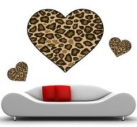 1000+ images about Cheetah Print Wall Decals on Pinterest ...