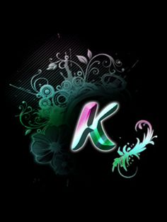 1000+ images about K is for Kari on Pinterest | Letter k, Monograms and Initials