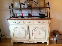 Country French Ethan Allen And Side Chairs On Pinterest