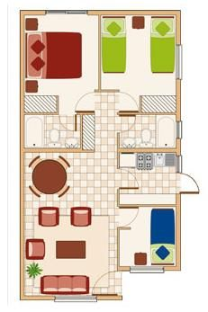 1000+ images about casa on Pinterest   Floor plans, Small ...