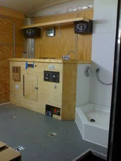 1000 Ideas About Enclosed Trailers On Pinterest Utility