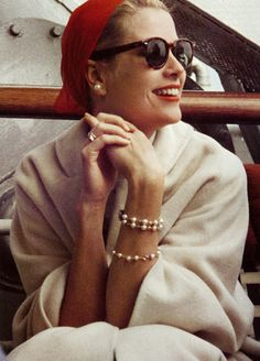 Grace Kelly #fashion