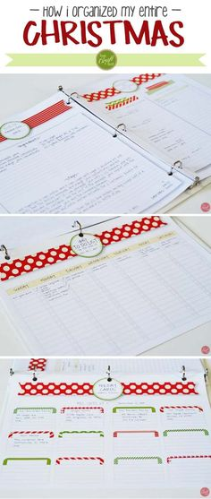 Free Christmas Wish List printable! In addition to things that the - christmas checklist template