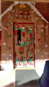 Santas workshop, Workshop and Decoration on Pinterest