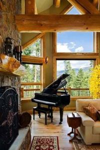 Rooms with Grand Pianos on Pinterest | Grand Pianos, Piano ...