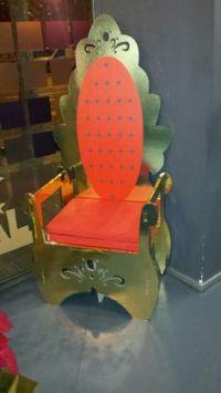 Speech & Drama Props - King Throne Chair | Favorite DIY ...