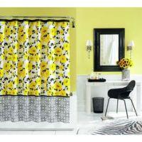 Echo Jaipur Shower Curtain #Dillards $35... i have seen ...