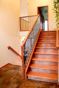 Casa muebles on Pinterest | Stairs, Staircases and Barn Doors