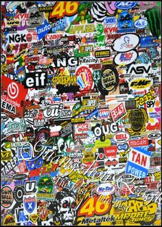 Car With Jdm Stickers Wallpaper 1000 Images About Sticker Bomb On Pinterest Sticker