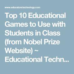Top 10 Educational G