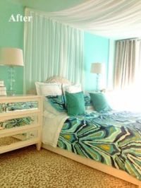1000+ images about Bedroom Make-over on Pinterest | Fabric ...