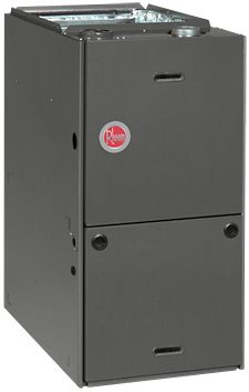 Ruud high efficiency gas furnaces make your heating