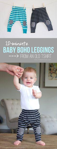 Baby Boho Leggings f