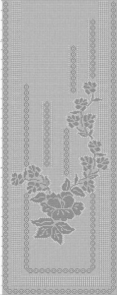 jacquard crochet stitch diagram