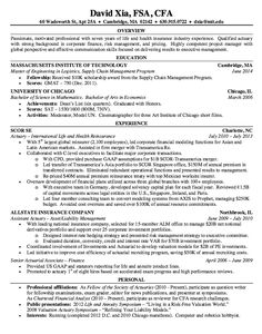 sample resume for actuarial internship sample resume for hr manager templates and examples federal resume sample