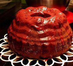 Dracula Bundt Cake -