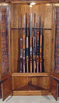 1000+ images about Gun Cabinets on Pinterest | Gun ...