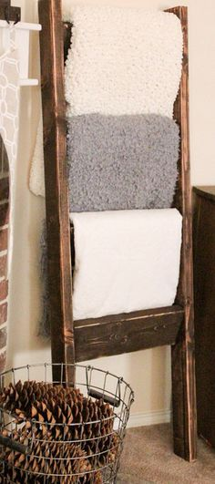 Malm Dressing Table Blanket Rack Ikea - Woodworking Projects & Plans