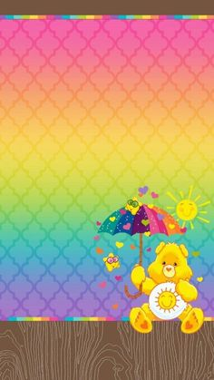 Cute Patterns For Wallpapers 1000 Images About Carebear Wallpaper On Pinterest Care
