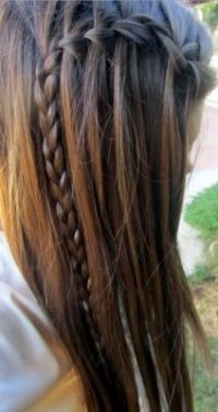 1000+ images about Straight homecoming hair on Pinterest ...