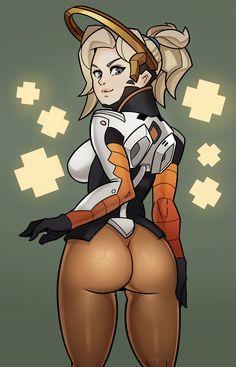 pharah overwatch hentai