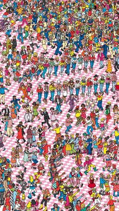 1000+ images about WHERE'S WALDO? on Pinterest | Wheres waldo, Iphone 5 wallpaper and Waldo costume