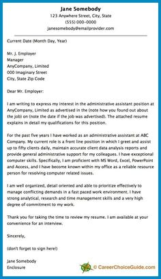 How To Write A Great Cover Letter Yahoo How To Write A Cover Letter For A Jobinternship Abroad