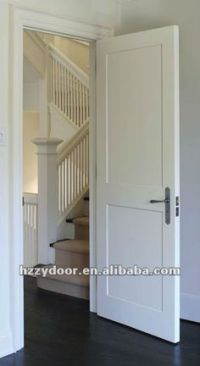 Walls and doors on Pinterest | White Trim, Wood Trim and ...