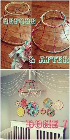 8 Awesome DIY Chande