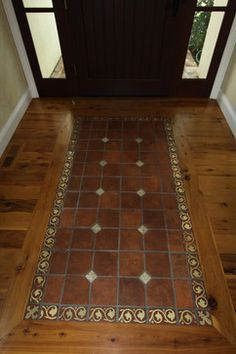 1000 Images About Tile Floor Designs On Pinterest Floor